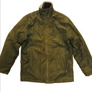 Weatherproof Garment Co. Army Green Winter Coat